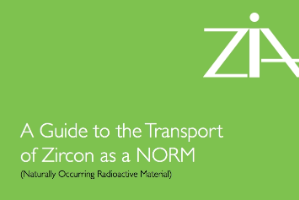 ZIA publishes Zircon Transport Guide
